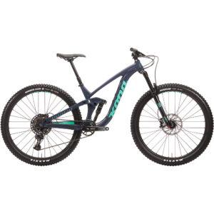 Kona Process 153 29 Full Suspension Bike 2020 - Charcoal Blue