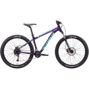 Kona Fire Mountain 27.5 Hardtail Bike 2020 - Purple - S