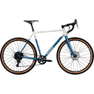 Vitus Substance SRS-1 Adventure Road Bike 2020 - Blue-Ice
