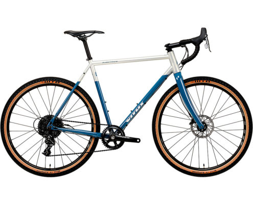 Vitus Substance SRS-1 Adventure Road Bike 2020 - Blue-Ice