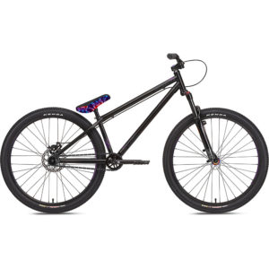 NS Bikes Metropolis 3 Dirt Jump Bike 2020 - Black