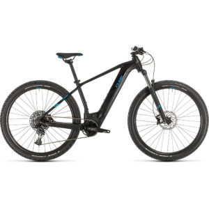 Cube Reaction Hybrid EX 625 29 E-Bike 2020 - Black - Blue - 19""