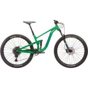 Kona Process 134 AL 29 Full Suspension Bike 2020 - Green