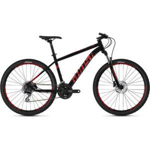 Ghost Kato 2.7 Hardtail Bike 2020 - Black - Red