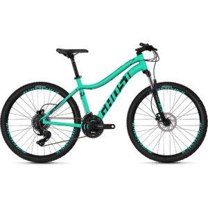 Ghost Lanao 1.6 Women's Hardtail Bike 2020 - Blue - Black