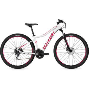 Ghost Lanao 2.9 Women's Hardtail Bike 2020 - White - Pink