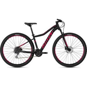 Ghost Lanao 3.9 Women's Hardtail Bike 2020 - Black - Pink