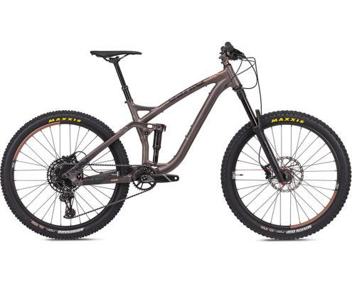 NS Bikes Snabb 160 Suspension Bike 2020 - Raw - L