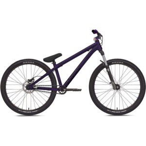 NS Bikes Movement 2 Dirt Jump Bike 2020 - Purple