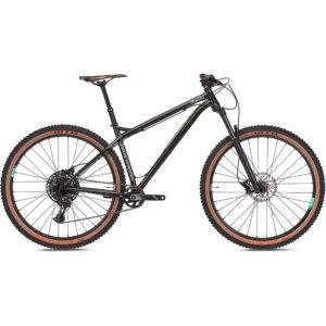 NS Bikes Eccentric Cromo 29 Hardtail Bike 2020 - Black