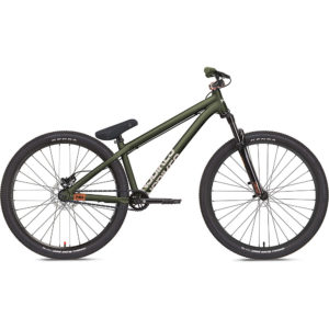NS Bikes Movement 3 Dirt Jump Bike 2020 - Army Green