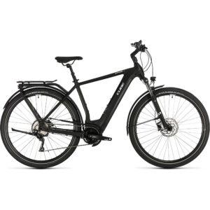 "Cube Kathmandu Hybrid Pro 500 E-Bike 2020 - Black - White - 58cm (22.75"")"