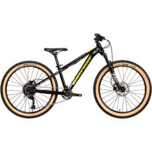 "Nukeproof Cub-Scout 24 Sport Kids Bike 2020 - Black-Yellow - 24"""