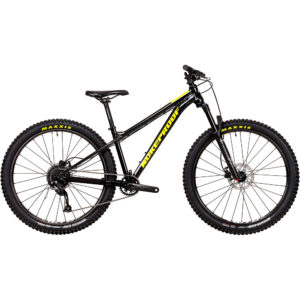 "Nukeproof Cub-Scout 26 Sport Kids Bike 2020 - Black-Yellow - 26"""