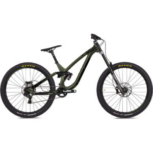 NS Bikes Fuzz 29 2 Suspension Bike 2020 - Army Green - L