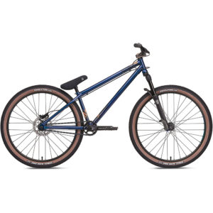 NS Bikes Metropolis 1 Dirt Jump Bike 2020 - Blue