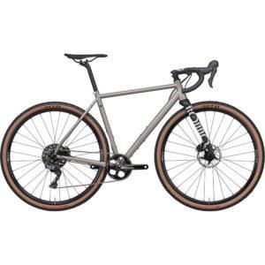 Rondo Ruut Ti Gravel Bike 2020 - Titanium - Black - XL