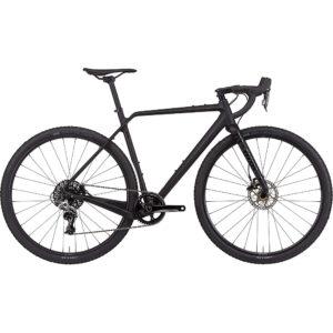 Rondo Ruut CF 2 Gravel Bike 2020 - Black - Black - M