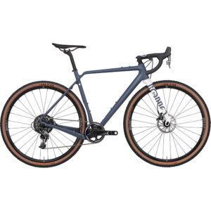 Rondo Ruut CF 1 Gravel Bike 2020 - SharkSkin - White - M