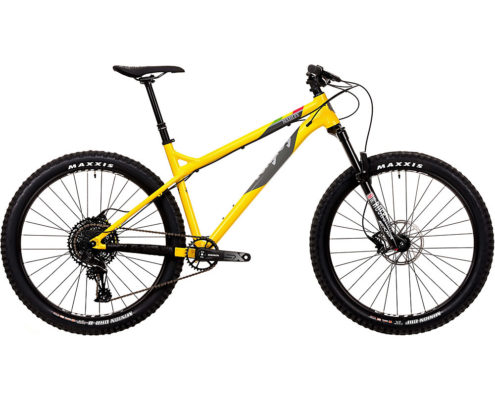 Ragley Marley 1.0 Hardtail Bike 2020 - Yellow Rasta