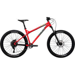 Ragley Marley 2.0 Hardtail Bike 2020 - Red Rasta