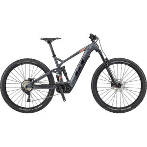 GT eForce Current 29 E-Bike 2020 - Satin Gunmetal - Copper