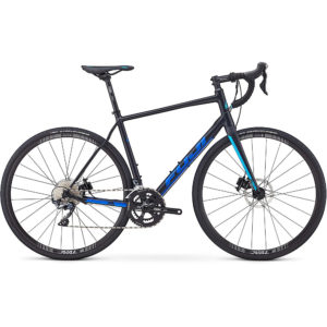 "Fuji Sportif 1.3 Disc Road Bike 2020 - Satin Black - 58cm (22.75"")"