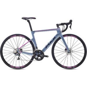 "Fuji Supreme 2.3 Road Bike 2020 - Satin Storm Silver - 47cm (18.5"")"