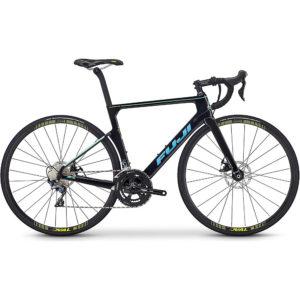 "Fuji Supreme 2.5 Road Bike 2020 - Gloss Carbon - 53.5cm (21"")"