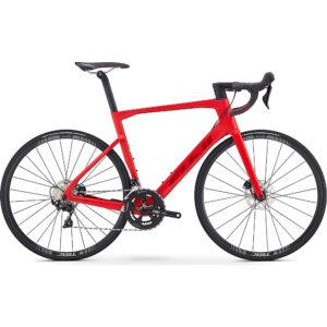 "Fuji Transonic 2.5 Disc Road Bike 2020 - Satin Red - 52cm (20.5"")"