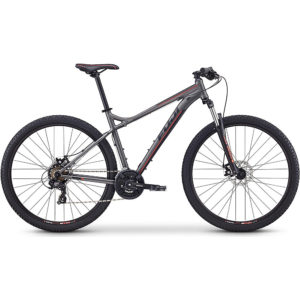Fuji Nevada 29 1.9 Hardtail Bike 2020 - Satin Anthracite - 19""
