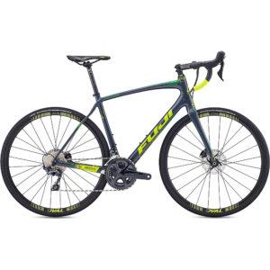 "Fuji Gran Fondo 1.3 Road Bike 2020 - Onyx - 54cm (21"")"