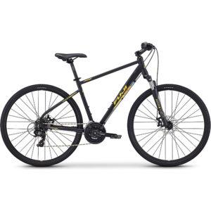 "Fuji Traverse 1.7 City Bike 2020 - Satin Black - 21"""