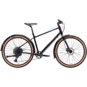 Kona Dew Deluxe Urban Bike 2020 - Metallic Black