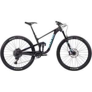Kona Process 134 CR 29 Full Suspension Bike 2020 - Lead Powder - Black - XL