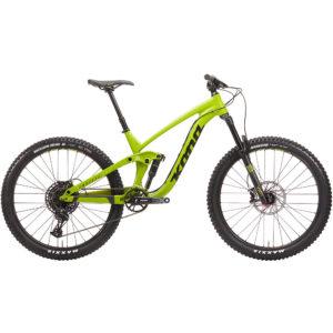 Kona Process 153 27.5 Full Suspension Bike 2020 - Lime - XL