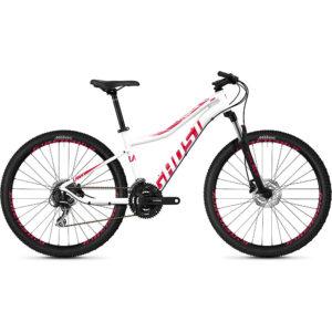 Ghost Lanao 2.7 Women's Hardtail Bike 2020 - White - Pink - XS