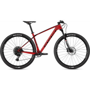 Ghost Lector 3.9 Hardtail Bike 2020 - Red - Black