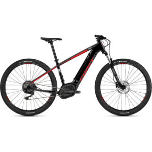 Ghost Hybride Teru PT B3.9 Hardtail E-Bike 2020 - Black - Red - M