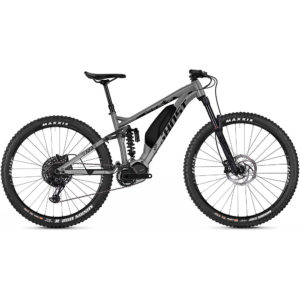 Ghost Hybride SL AMR X S3.7+ E-Bike 2020 - Grey - Black