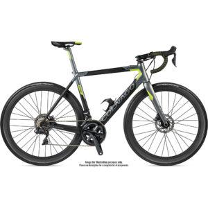 "Colnago E64 Disc Road E-Bike 2020 - Black - Grey - 43cm (17"")"