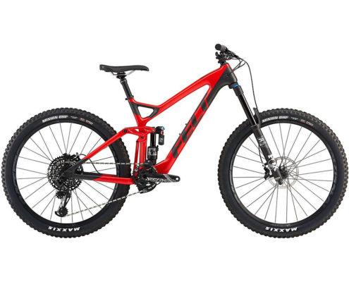 """Felt Compulsion 1 Full Suspension Bike 2019 - Red - 57cm (22"""")"""
