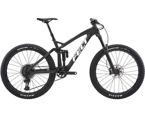 "Felt Decree FRD Full Suspension Bike 2019 - Matte Text - 51cm (20"")"