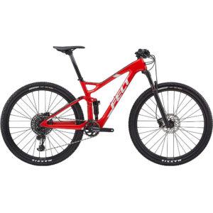 """Felt Edict 3 Full Suspension Bike 2019 - Red - 51cm (20"""")"""