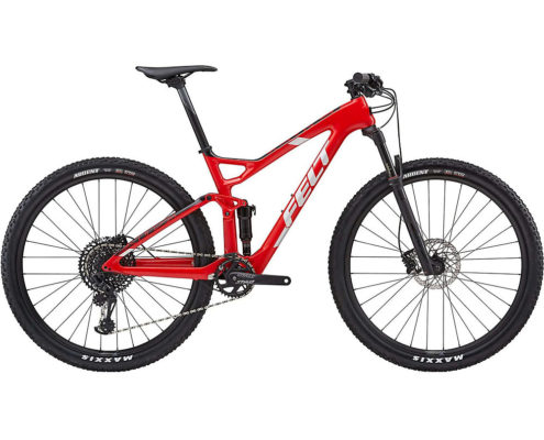 "Felt Edict 3 Full Suspension Bike 2019 - Red - 51cm (20"")"