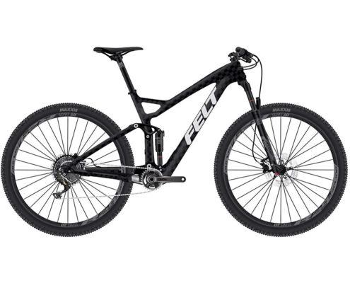 """Felt Edict FRD Full Suspension Bike 2019 - Matte Text - 57cm (22"""")"""
