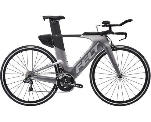 """Felt IA10 Di2 TT Bike 2019 - Matt Text - 54cm (21"""")"""