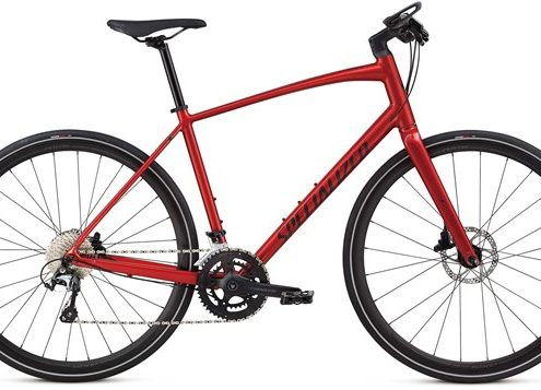 Specialized Sirrus Elite Alloy 2018 - Road