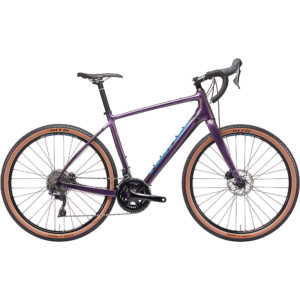 "Kona Libre Adventure Road Bike 2019 - Deep Purple - 54cm (21"")"