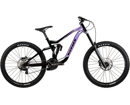 Vitus Dominer DH Bike (Zee) 2020 - Angry Unicorn - XL